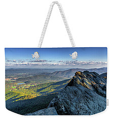 A View From The Cliffs Weekender Tote Bag