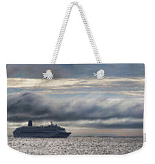 A View From The Shore Weekender Tote Bag