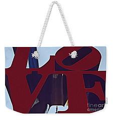 A View Of Bill Penn Weekender Tote Bag