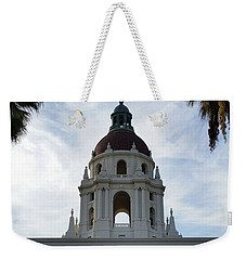Serene City Hall Weekender Tote Bag
