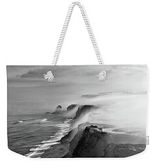 A View Of Gods Weekender Tote Bag by Jorge Maia