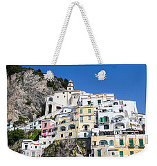 A View Of The Adratic Sea Weekender Tote Bag