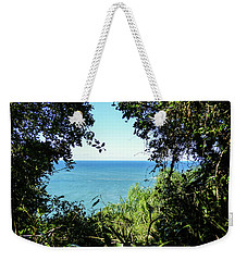 A View Of The Atlantic Ocean Weekender Tote Bag