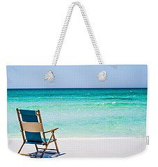 A View Of The Ocean Weekender Tote Bag by Shelby  Young