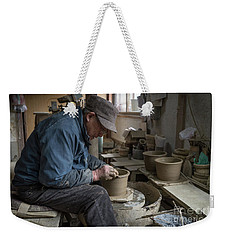 A Village Pottery Studio, Japan Weekender Tote Bag