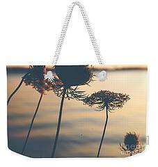 A Vintage Sunset Weekender Tote Bag