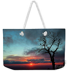 A Virginia Kind Of Sunrise Weekender Tote Bag