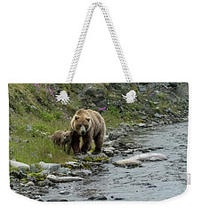 A Walk Along The Creek Weekender Tote Bag