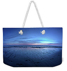 A Walk At Sunset Weekender Tote Bag