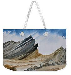 A Walk In The Desert Weekender Tote Bag