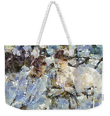 A Walk In The Park Weekender Tote Bag by Shirley Stalter
