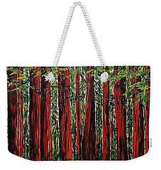 A Walk In The Redwoods Weekender Tote Bag
