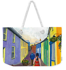 A Walk On The Bright Side Weekender Tote Bag