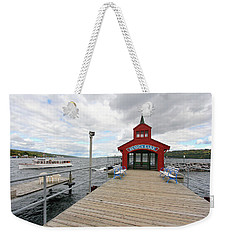 A Walk To Seneca Lake Weekender Tote Bag