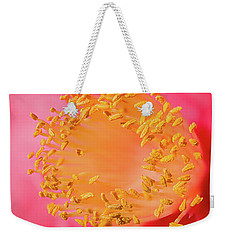 A Warm Delight Weekender Tote Bag