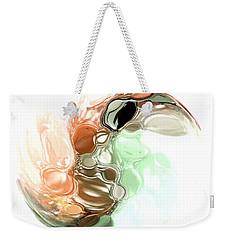 A Wave Of Color Weekender Tote Bag