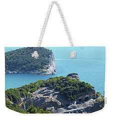 A Way To The Ocean Weekender Tote Bag