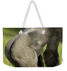 A Western Lowland Gorilla Weekender Tote Bag