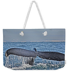 A Whale Of A Tale Weekender Tote Bag
