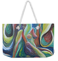 A Whole Other World Weekender Tote Bag