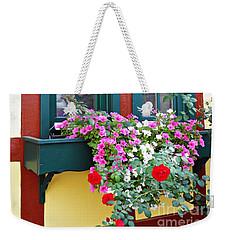 A Window In Eltville  2 Weekender Tote Bag by Sarah Loft