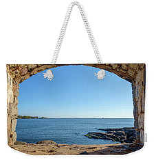 A Window To The Baltic Sea Weekender Tote Bag