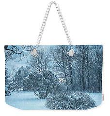 A Winters Tale Weekender Tote Bag