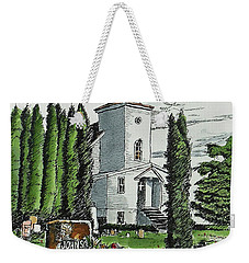 A Wisconsin Beauty Weekender Tote Bag