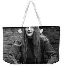 A Woman's Hands, 1972 Weekender Tote Bag