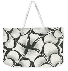 A Woman's Heart Weekender Tote Bag
