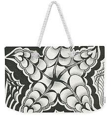A Woman's Heart Weekender Tote Bag by Jan Steinle