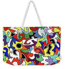 A Wren's Life Weekender Tote Bag