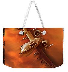 A10 Warthog Weekender Tote Bag