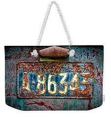 A8 Weekender Tote Bag