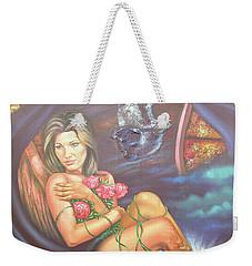 Abana Travel Weekender Tote Bag