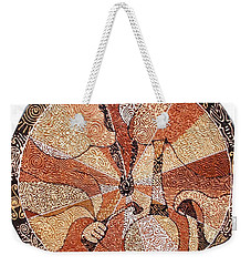 Aba Alagemo  Weekender Tote Bag by Bankole Abe