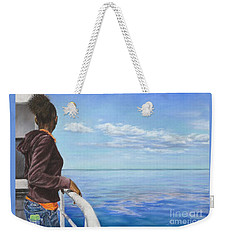 Abaco Dream Weekender Tote Bag