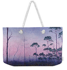 Abaco Pines At Dusk Weekender Tote Bag