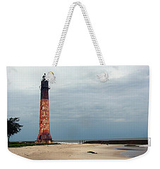 Abandon Lighthouse Weekender Tote Bag