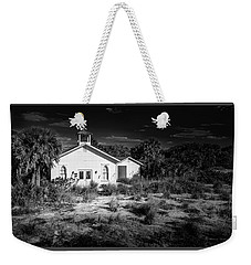 Weekender Tote Bag featuring the photograph Abandon by Marvin Spates
