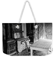 Abandoned And Weathered Weekender Tote Bag