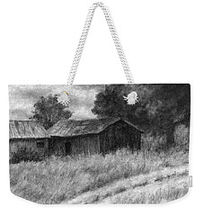 Abandoned Barns Weekender Tote Bag