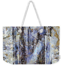Abandoned Beauty Weekender Tote Bag by Shirley Stalter