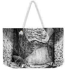 Weekender Tote Bag featuring the photograph Abandoned Cell by Hugh Smith
