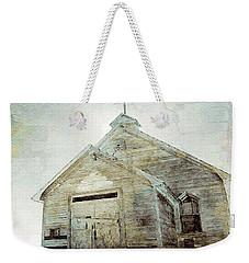Abandoned Church 1 Weekender Tote Bag