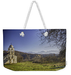 Abandoned Church Weekender Tote Bag