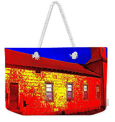 Abandoned Church Weekender Tote Bag