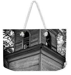 Abandoned Church Steeple Weekender Tote Bag