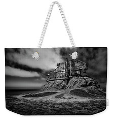 Abandoned Weekender Tote Bag by David Cote