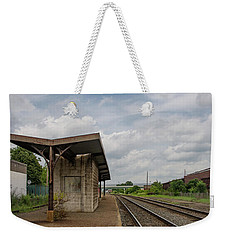 Abandoned Depot Weekender Tote Bag